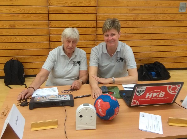 Kampfgericht Handball